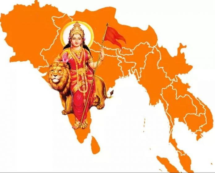 bharat-country, india name